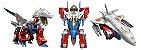 Hasbro Transformers Combiner Wars Sky Lynx Voyager Class - Imagem 1