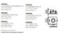 Spot Lisse II Pin Hole LED Embutido Direcionável 7,9x5cm Newline 1x GU10/GZ10 LED IN55501BT Salas e Corredores - Imagem 2