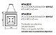 Pendente Pixel Aberto Quadrado Acrílico Alumínio 6,5x47cm Newline PCI LED 40W 496LEDBT Escritórios e Salas - Imagem 2