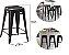 Banqueta Tolix Baixa 66cm - Design Industrial  - Imagem 3