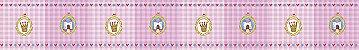 Papel de parede My Adventures Border (Infantil) - Cód. MA66905 - Imagem 1