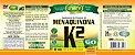 Menaquinona (Vitamina K2) - 60 cápsulas - Unilife Vitamins - Imagem 2
