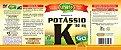 Potássio K - 60 cápsulas - Unilife Vitamins - Imagem 2