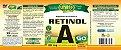 Retinol (Vitamina A) - 60 cápsulas - Unilife Vitamins - Imagem 2