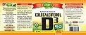 Colecalciferol (Vitamina D3) - 60 cápsulas - Unilife Vitamins - Imagem 2