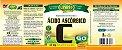 Ácido Ascórbico (Vitamina C) - 60 cápsulas - Unilife Vitamins - Imagem 2