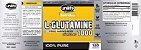 L-Glutamine 1000 - 120 cápsulas - Unilife Vitamins - Imagem 2
