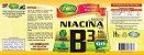 Niacina (Vitamina B3) - 60 cápsulas - Unilife Vitamins - Imagem 2