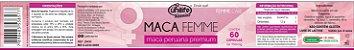 Maca Femme - 60 cápsulas - Unilife Vitamins - Imagem 2