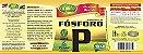 Fósforo P - 60 cápsulas - Unilife Vitamins - Imagem 2