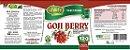 Goji Berry - 60 cápsulas - Unilife Vitamins - Imagem 2