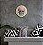 Quadro de Madeira Redondo - Skull Colors - Imagem 3