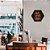 Quadro de Madeira - But First Coffee - Imagem 2