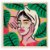 Quadro de Madeira - Beauty Mask - Imagem 1