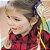 Brinco Infantil Maçã da Branca de Neve Di Capri Semi Jóias X Ouro - Imagem 2