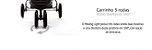 Carrinho Moving Light Preto- ABC Design - Imagem 4