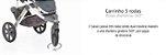 Carrinho Salsa 3 Track - ABC Design - Imagem 7