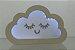 Luminária Nuvem Branca com Fio - Sathler Baby - Imagem 2