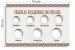 Placa de Madeira para série de moedas Figuras Regionais do Brasil - Imagem 2