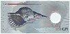 Cédula das Maldivas 5 Rúpias Polimero - Imagem 1
