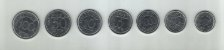 Série com 7 moedas da Fauna brasileira - Imagem 2