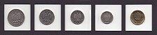 set com  com 5 moedas da Polônia - Imagem 2