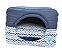 Cabana Flex Azul Emporium Distripet Tamanho P - Imagem 3