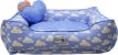 Cama Ariel Azul Médio - Imagem 2