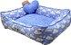 Cama Ariel Azul Médio - Imagem 1
