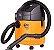 Aspirador de pó e líquido Wap - GT PROFI 20L 1400W - Imagem 1