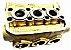 Cabeçote de latão bomba 4.8/5.5G25 - Imagem 1