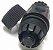 Engate rápido para Lavadora c/ válvula de retenção - Imagem 1