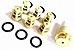 Kit Válvulas Lavadora Ap Electrolux Ultra E Power Wash Ews - Imagem 1