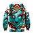 Blusa Moletom Infantil 3d Full Raposa Fox - Imagem 2