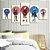 Quadro 5 Telas Decorativo Anime Kimetsu no Yaiba Personagens (110x55 ou 160x90) - Imagem 2