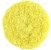 "Boina Lã Dupla Face Amarela Macia 8"" - Buff And Shine - Imagem 1"