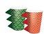 COPO DE PAPEL ESCAMAS 240ML (8 UNID) - Imagem 1