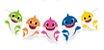 GUIRLANDA DECORATIVA BABY SHARK - Imagem 1