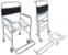 Cadeira de rodas banho dobrável  D40 (hosp) - Imagem 2