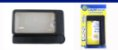Lupa retangular retrátil com iluminação - Imagem 1