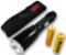 Lanterna Tática Militar X1200 Original 3.580.000 Lumens Com Duas Baterias Recarregáveis + Capa - Imagem 1
