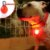 PINGENTE SINALIZADOR LED - VARIAS CORES - Imagem 4