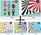 Kit Digital Clipart Os Vingadores + Kit Digital Papéis Starburst - Cores Sólidas - Imagem 1
