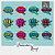 Kit Digital Clipart Liga da Justiça Cute  + Kit Digital Clipart Balões de texto - Heróis - Imagem 4