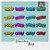 Kit Digital Clipart Liga da Justiça Cute  + Kit Digital Clipart Balões de texto - Heróis - Imagem 5