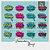 Kit Digital Clipart Mulher Maravilha Cute +  Kit Digital Clipart Balões de Texto - Heróis - Imagem 3