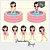 Kit Digital Pool Party Annelise + Kit Digital Pool Party Acessórios by Elisabeth Pimenta - Imagem 4