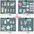 Pacote - Kit Digital Clipart - Dia de Beleza Spa + Kit Dia de Beleza Acessórios - Annelise - Imagem 1