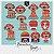 Kit Digital Clipart - Patrulha de Patinhas - ZUMA - Imagem 1