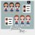 Kit Digital Clipart - Patrulha de Patinhas - Ryder Meninas Colors - Imagem 2